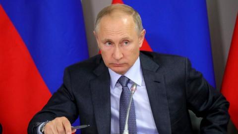 Путин назначил врио республики Алтай в связи с отставкой действующего главы