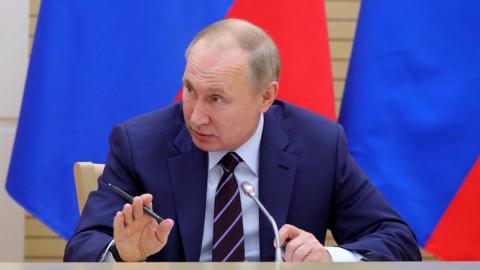 Владимир Путин назвал некоторые решения ЕСПЧ неправовыми