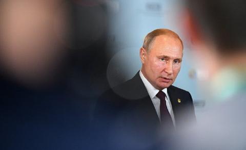 Путин: США хотят, чтобы Украина под их внешним управлением жила на российские деньги