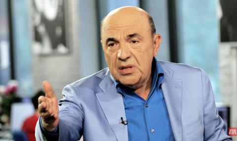 Вадим Рабинович говорит Украина