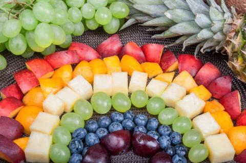 Цветовая диета поможет эффективно похудеть за неделю