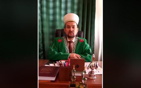 Муфтий Астраханской области Рауф-хазрат Джантасов