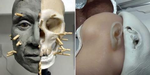 Как выглядела женщина, жившая 7,5 тысяч лет назад, показала реконструкция черепа