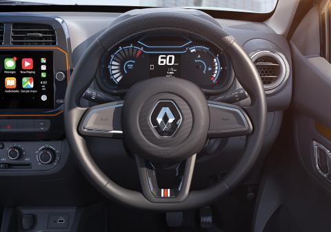 Renault салон Kwid Kiger