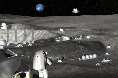 Японское космическое агентство JAXA создало программу по колонизации Луны