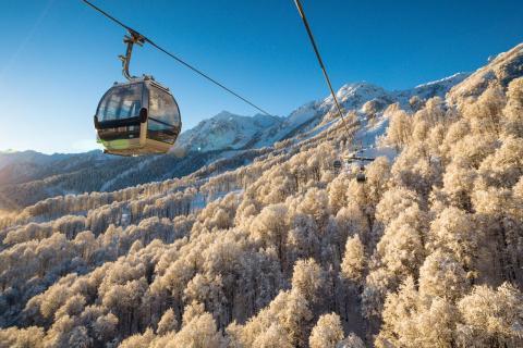В Сочи создадут Официальный свод правил поведения на горнолыжных трассах