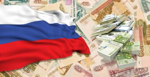 Внешний долг России стремительно растет