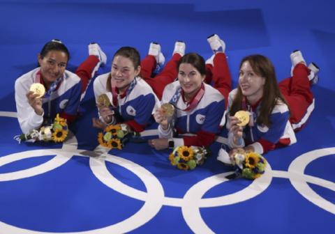 Олимпиада 2021 российские атлеты