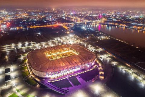 Стадион «Ростов-Арена» получит 12 миллионов рублей на содержание