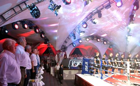 Сочи примет турнир по боевому самбо «Плотформа S-70»