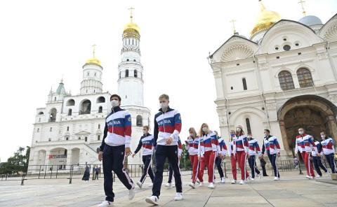Российские олимпийцы получили инструкции, что отвечать на вопросы о Крыме и харассменте