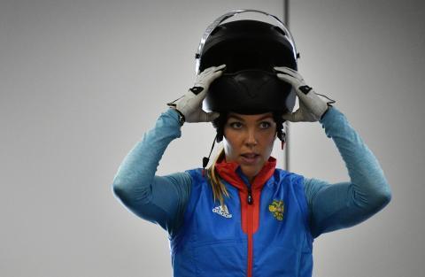 Российская бобслеистка Надежда Сергеева сдала положительный допинг-тест на ОИ-2018