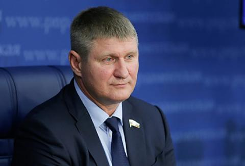 Депутат ГД Михаил Шемет