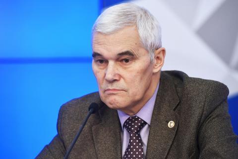 Константин Сивков, эксперт