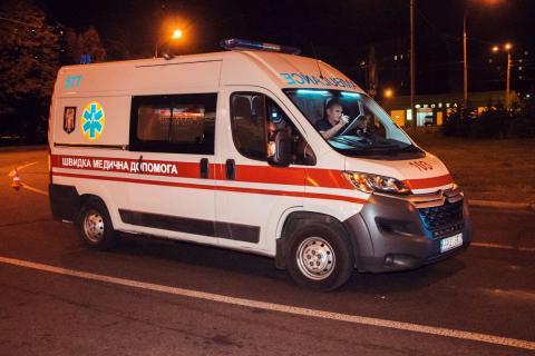 В Киеве два человека погибли при взрыве в общежитии