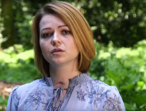 В Кремле выдвинули жесткие обвинения Лондону из-за заявлений Юлии Скрипаль