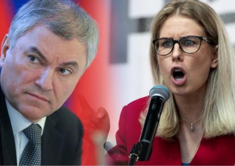 Гаспарян рассказал о позоре Соболь после требования снять Володина с выборов