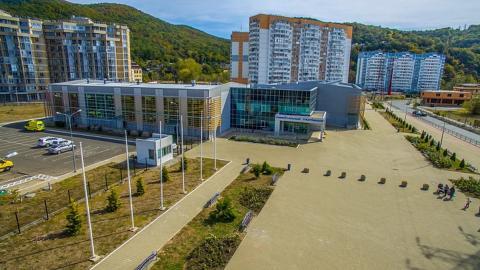 Спортивный комплекс в Сочи