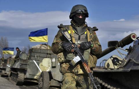 ВСУ Украина военные