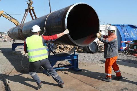 Газопровод Украина