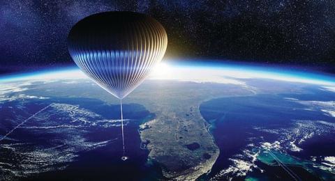 Space Perspective запустит первую «космическую» гостиницу