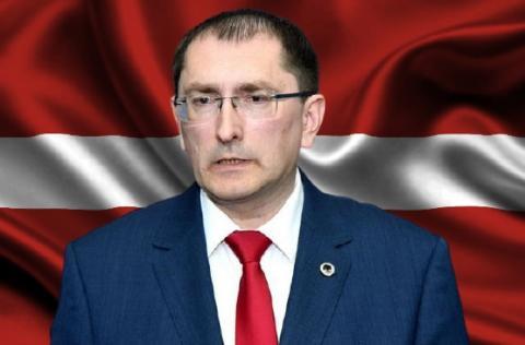 Глава Минсообщения Латвии