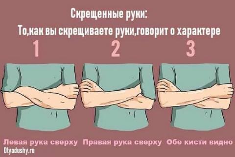 тест_по_манере_скрещивать_руки_какой_характер_как_по_жестам_понять_человека_язык_тела