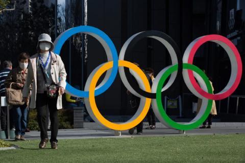 Олимпийские игры 2021 в Японии