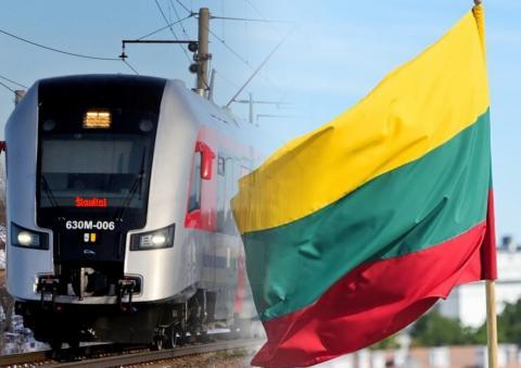 Литва транзит