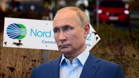 В Германии сообщили о триумфе Путина на фоне сделки по «Северному потоку – 2»