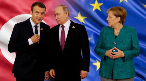В Турции объяснили, как газ из России «раскалывает» Европу