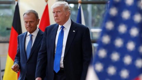 Отношения между ЕС и США дошли до дипломатического скандала
