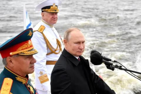 День ВМФ Владимир Путин 2021