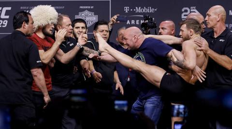 Прогноз на бой Хабиб Нурмагомедов – Конор Макгрегор 7 октября на UFC 229: эксперты и спортсмены высказали итоговые мнения