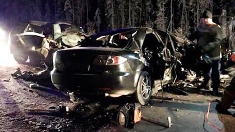 ДТП в ХМАО - Югре с 10 погибшими 3 января 2018: детали аварии – возбуждено уголовное дело, фото и видео