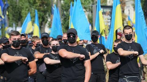 Украина госпереворот