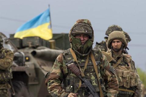 Украина Донбасс ВСУ