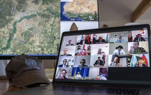 Совет безопасности ООН принял резолюцию по коронавирусу