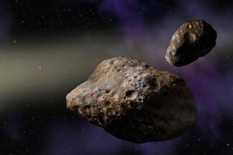 Два гигантских астероида «Аполлона» угрожают землянам – ученые НАСА