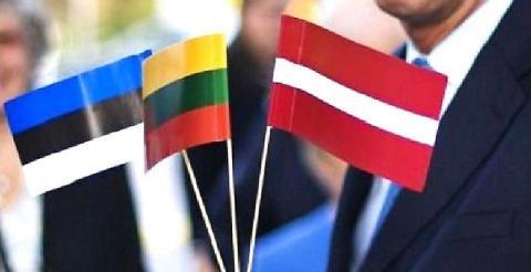 Литва, Латвия, Эстония