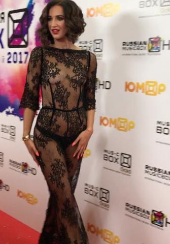 Голая Ольга Бузова