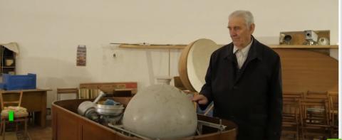 Житель Адыгеи построил свой собственный планетарий