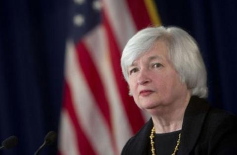 Доллар рухнул благодаря главе ФРС