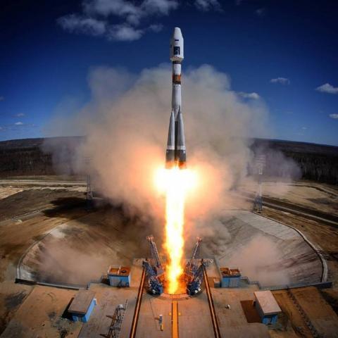 Украина космическая держава