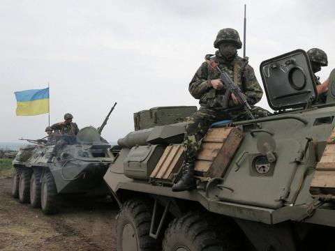Разведка ЛНР сообщила об активизации ВСУ у линии соприкосновении в Донбассе