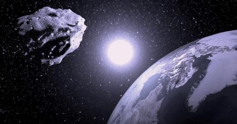 Астероид 2015 DP155 на финишной прямой: точную дату прибытия космического «пришельца»озвучили астрофизики