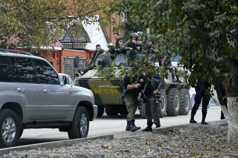 Террористические атаки в Чечне 20 августа, подробности