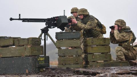 Силовики похвастались захватом новых территорий в Донбассе