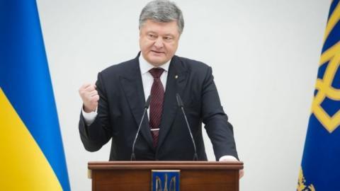 Порошенко повысит жалование солдатам ВСУ, воюющим на Донбассе