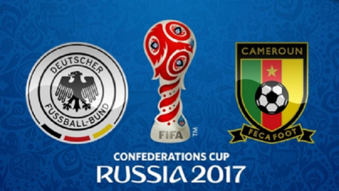 Германия – Камерун 25 июня 2017: прогноз на матч, ставки, коэффициенты, статистика встреч